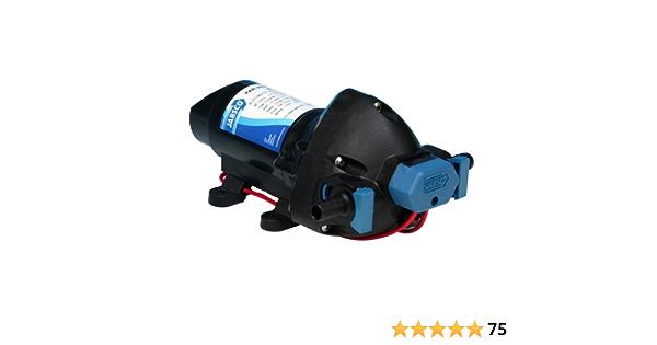 Jabsco Parmax 2 9gpm Automatic Water Pressure Pump 15 Elektronik