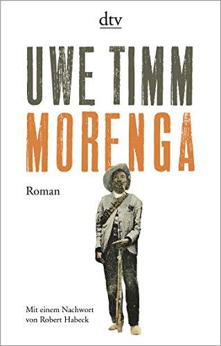 Buchseite und Rezensionen zu 'Morenga: Roman' von Uwe Timm