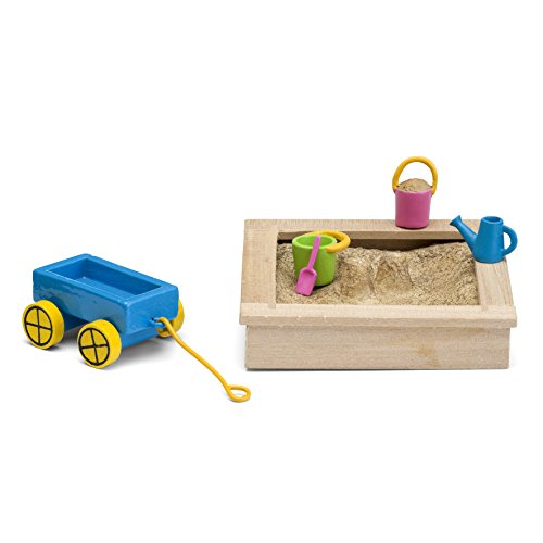 LUNDBY Smaland Bac à sable Set de jeux
