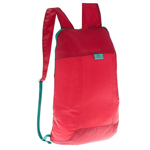 S.A-India PREMIUM HIGH QUALITY BACKPACK ULTRA-COMPACT 10 LITRES - RED