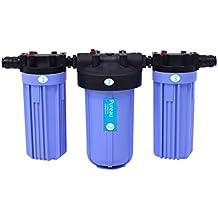 Pureau 2toda la casa combinado saltless Suavizante y filtro de agua