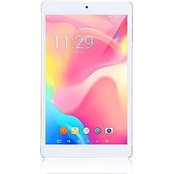 """Teclast P80 Pro Tablette Tactile - 8.0"""" 1920 x 1200 Écran, Android 7.0 MTK8163 Quad Core, [Version Améliorée] 3 Go RAM 32 Go eMMC ROM, Dual WiFi 2.4GHz / 5.0GHz, 2MP+0,3MP Caméra HDMI, 5300 Batterie"""