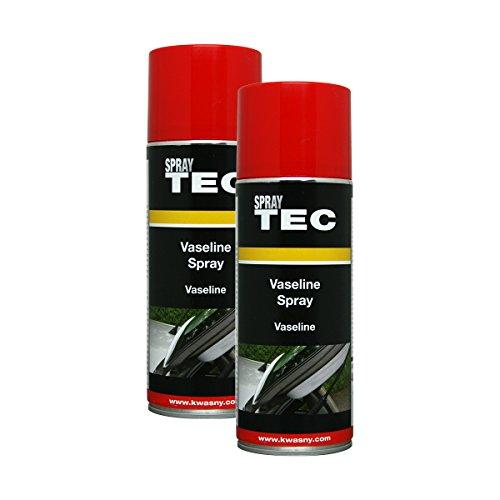 Preisvergleich Produktbild 2x KWASNY 235 012 AUTO-K SPRAY TEC Vaseline-Spray 400ml