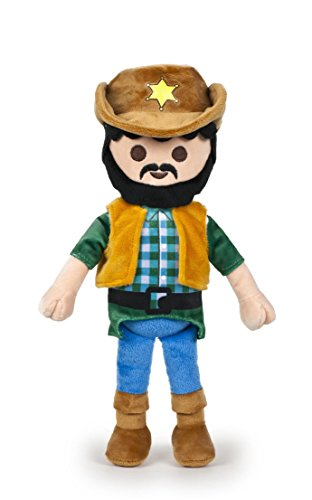 Peluche Vaquero de Playmobil