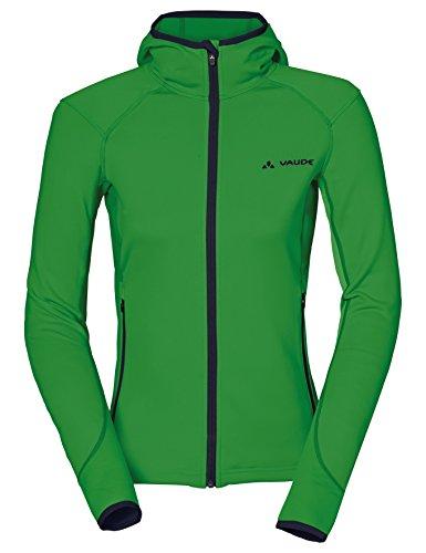 VAUDE Damen Jacke Basodino Hooded Jacket II Parrot Green