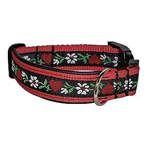 Hundehalsband Trachtenhalsband Wiesn Halsband 3 cm