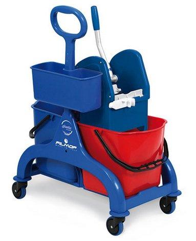 Carrello strizzatore pulizia professionale filmop fred 03007960ap