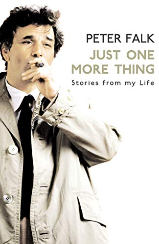 Just One More Thing (Reynolds Bücher Von Peter)