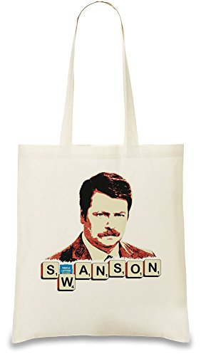 you-suck-at-scrabble-parks-and-recreation-bolso-de-mano