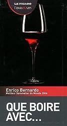 Que boire avec... Enrico Bernardo, meilleur sommelier du monde 2004