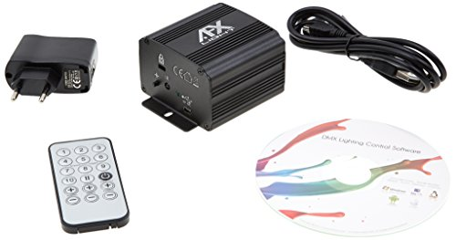 Ibiza Light - Software Controlador Dmx Suave Con Interfaz Ibiza Luz Ls512Dmx