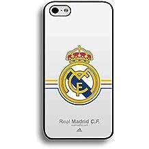 La Liga Real Madrid CF Funda/Carcasa, iPhone 6/6s Real Madrid Logo carcasa de silicona