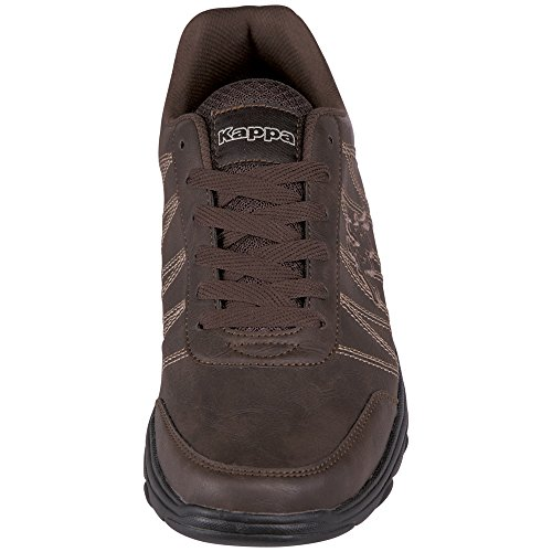 Kappa Slender, Baskets Basses Homme Marron (5050 Brown)
