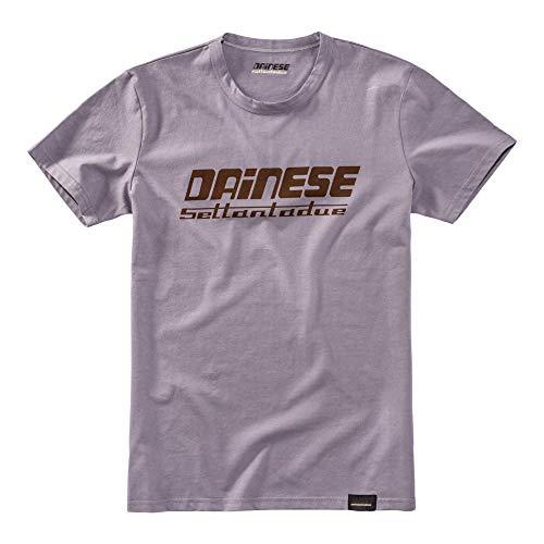 DAINESE-T-Shirt-Grigio-Taglia-S