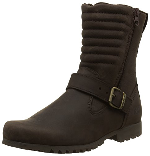 Caterpillar DARCY WP, Damen Langschaft Stiefel, Braun (WOMENS COFFEE BEAN), 36 EU (3 Damen UK) (Front-wetter-stiefel)