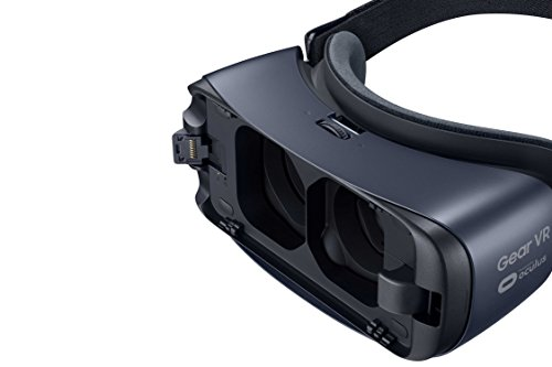 Samsung Gear Virtual Reality Brille blau/schwarz -