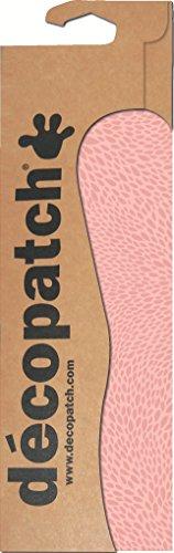 Decopatch C698O Papier, 395 x 298 mm, 3er Pack, lachs farbsprenkel