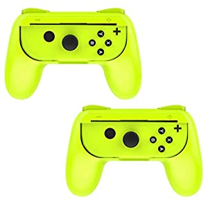 MoKo Nintendo Switch Joy-Con Gaming Controller -[2 Stück] Komfort Gamepad Controller Grips für Nintendo Switch Joy-Con