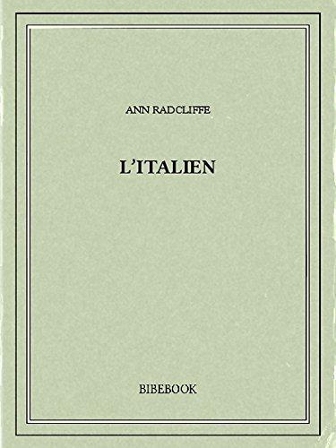 Couverture du livre L'Italien