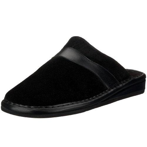 Fortuna Kim Flex 6707, Pantofole donna Nero (schwarz (schwarz0))