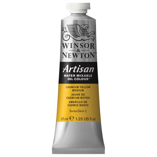 winsor-newton-artisan-37ml-water-mixable-oil-colour-tube-cadmium-medium-yellow