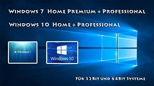 7 Windows Usb-stick (Windows 7 und 10 auf einem USB Stick)