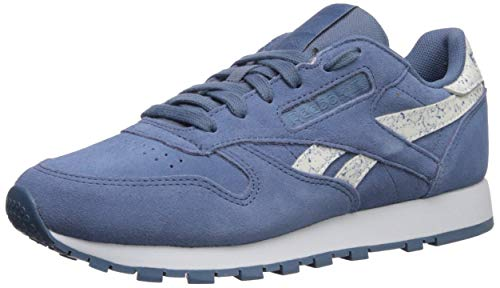 Reebok Frauen Classic Leather Low & Mid Tops Schnuersenkel Laufschuhe Groesse 7 US /38 EU