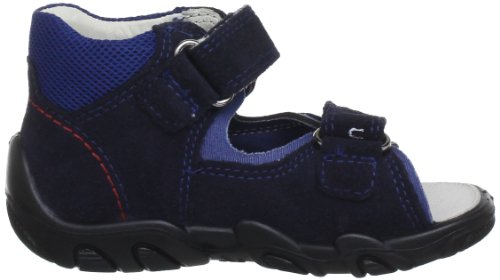Superfit 00003581, Chaussures basses bébé garçon Bleu (Ocean Kombi 81)