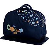 OffSpring Outing Mama Shoulder Diaper Bag (Blue)
