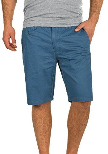 BLEND Sasuke Herren Chino Shorts kurze Hose, Größe:S;Farbe:Ensign Blue (70260) -