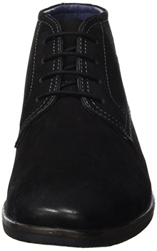 s.Oliver 15226, Derby Homme Noir (Black 001)