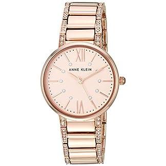 Anne Klein Reloj de Vestir AK/3200RGRG