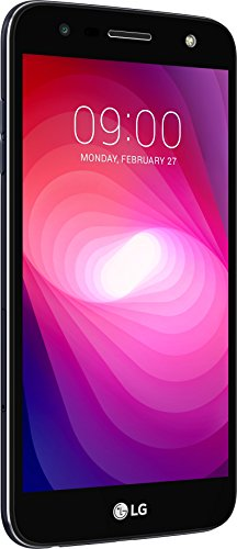 LG electronics X Power II Smartphone (14 cm (5,5 Zoll) Display, 16 GB Speicher, Android 7.0) blau