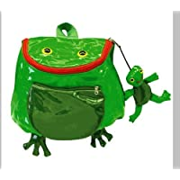 Kidorable School Children Shoulder Bag Frog Backpack by Kidorable