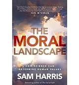 [ THE MORAL LANDSCAPE BY HARRIS, SAM](AUTHOR)PAPERBACK