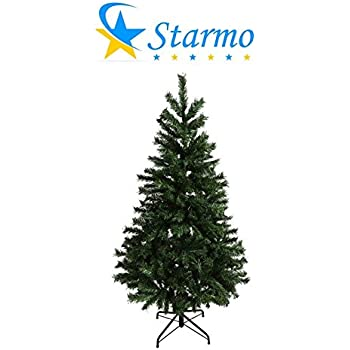 Starmo Luxurious Artificial Christmas Xmas Tree Natural Looking 6ft (1.8M) 600 tips Green