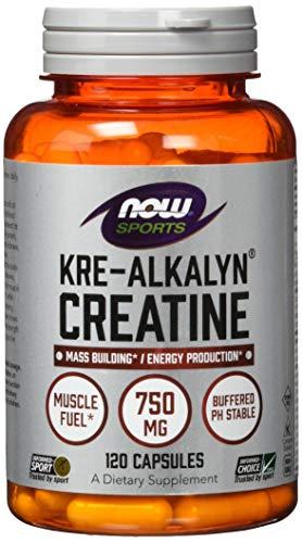 NOW Foods - Creatina di Kre-Alkalyn - 120 Capsule