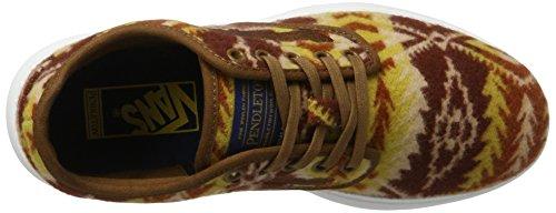 Vans Herren Iso 2 Sneaker Braun