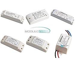 Generic 12W 12V 1A 230V : 6W/10W/12W/18W/30W/40W LED Transformateur Convertisseur DC 12V MR16/MR11 220V MF