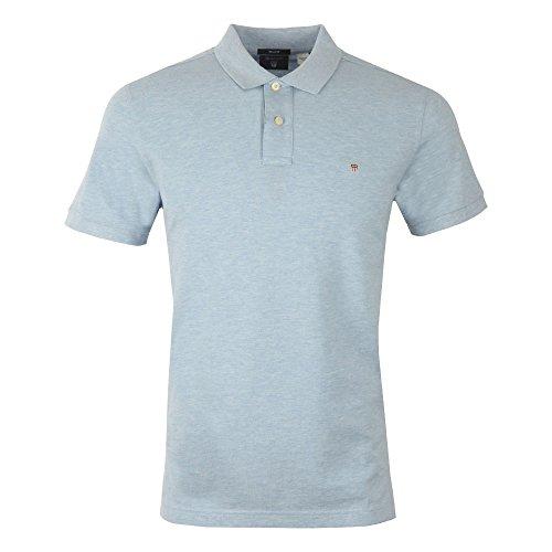 gant-hommes-original-chemise-de-polo-rugby-melange-de-gel-bleu-xxxl