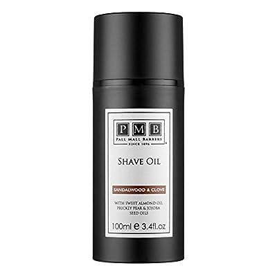Sandalwood & Clove Luxury Shave Oil 100ml