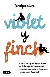 Violet y Finch par Jennifer Niven