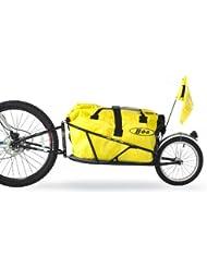 """BOB Fahrrad Anhänger für 28"""" mit Tasche und Schnellspanner """"YAK"""", schwarz, 28"""""""