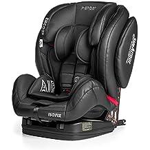 Innovaciones MS Encore Sport Fix 849 silla auto, grupo 1/2/3 (9-36 kg) color negro/ gris