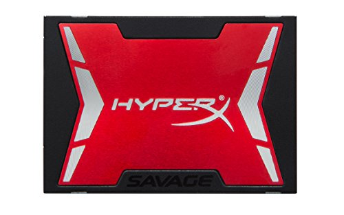HyperX Savage SSD SHSS3B7A/960G - 960GB SATA 3 2.5 con Bundle Kit