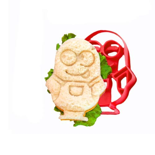 Dave The Minion Sandwich-Ausstecher
