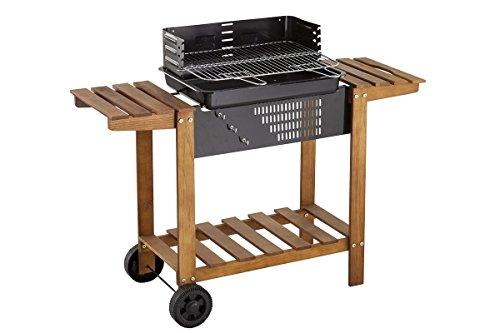 barbecue-a-charbon-rectangle-sur-chariot-en-bois-avec-dessertes-laterales-et-plateforme-de-rangement