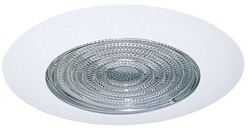 Elco Lighting EL13SH 6 CFL Sloped Shower Trim with Fresnel Lens - EL13 (CFL Sloped) by Elco Lighting (Fresnel-trim)