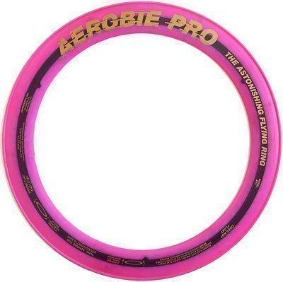 AEROBIE Super Wurfring Pro MAGENTA Frisbee