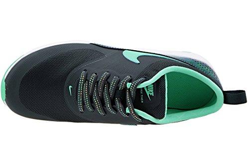 Nike 820244-002, Scarpe da Trail Running Bambina Grigio